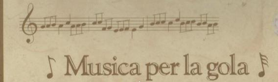 Musica per la gola