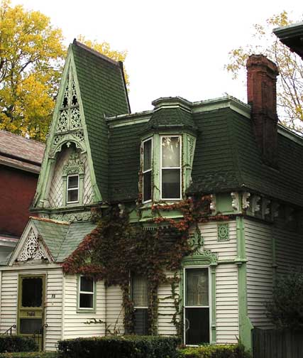From 0 to 3 in 90 days dream house day 15 blog challenge for Gothic cottage plans