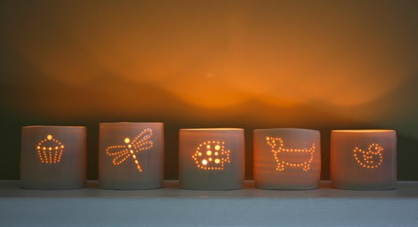 Luna Lighting are makers of hand crafted ceramic lights which have evolved out of a personal search to fuse the cool clean lines of modern design with a ... & Made: October 2010 azcodes.com