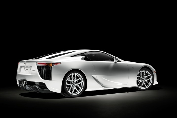 lexus lfa cars 2010 pictures and wallpapers