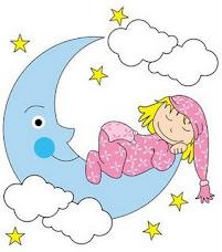 Meia Lua com bebê