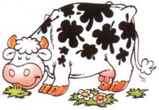 Galeria dos riscos desenho country colorido 014 - Dessin vache humour ...