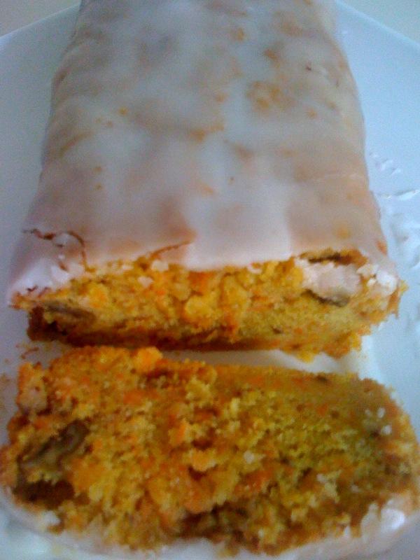 Carrot Cake Jamie Oliver Receta