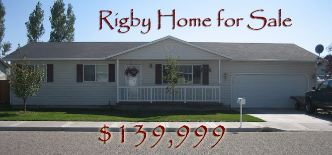 Rigby Home For Sale