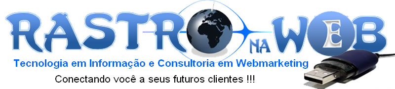 Rastronaweb - Tecnlogia de Informação e Consultoria em Webmarketing