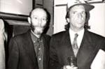 Com o piloto Emerson Fittipaldi