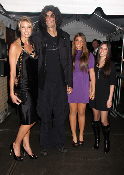 howard stern family