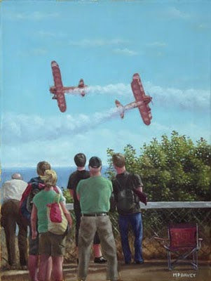 OIL_painting_bournemouth_air_festival