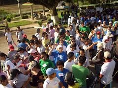 Marcha Franciscana 2008