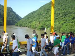 Río Usumacinta, Puente Boca del Cielo