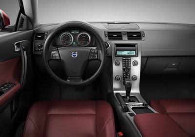 Volvo C70 - elegant coupe