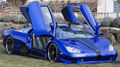 SSC Ultimate AERO TT - want to drive fast