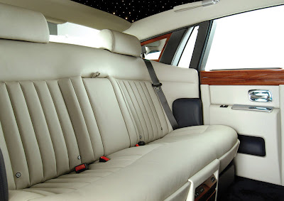 Rolls-Royce  Phantom  Tungsten - featured in the Bespoke Collection