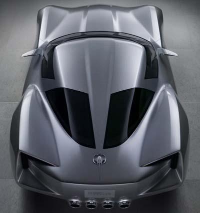 Corvette Stingray Handling on Stingray Concept Design Is Influenced By The Original Stingray
