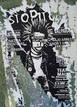 no puedes dejar el punk