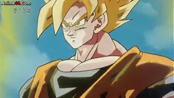 Dragon Ball Z Super Saiyan 6 Goku. Dragon Ball Z GT super saiyan