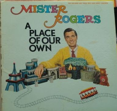 way out junk a place of our own mister rogers. Black Bedroom Furniture Sets. Home Design Ideas