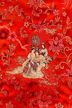 fabric design for madam butterfly