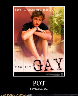pot makes you gay