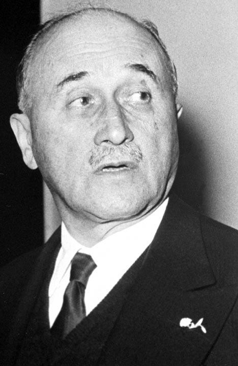Jean Monnet - Erfinder der EU