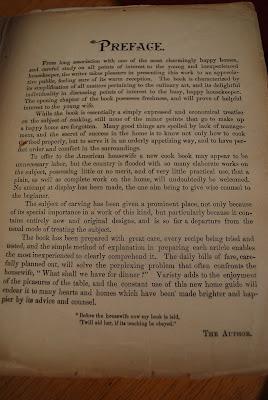 cookbook preface