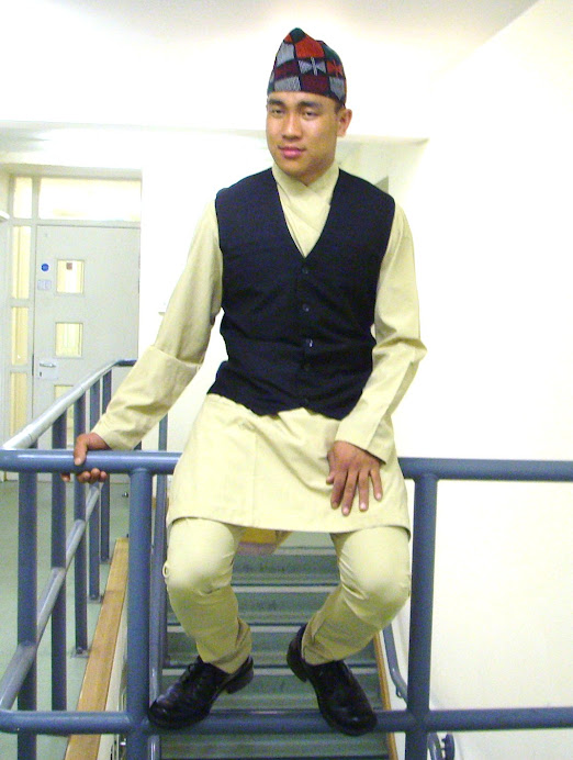 Mr Nepali kanchha