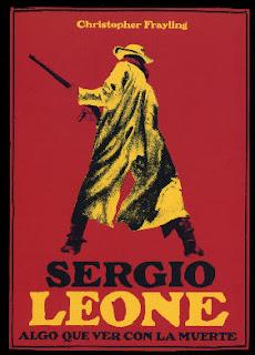 Libros sobre cine Segio+Leone