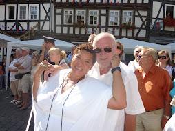 Ontem, dia 23 de janeiro foi o aniversario de meu esposo Manfred