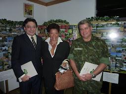 O Senador Papaleo Paes no Encontro Internacional de Meio Ambiente