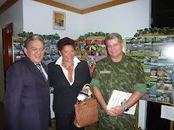 Dr Ruy Guilherme prestigiou minha Mostra de fotos da Alemanha