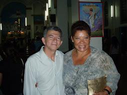 Neca e Jorge Souza, em 05.08.2010