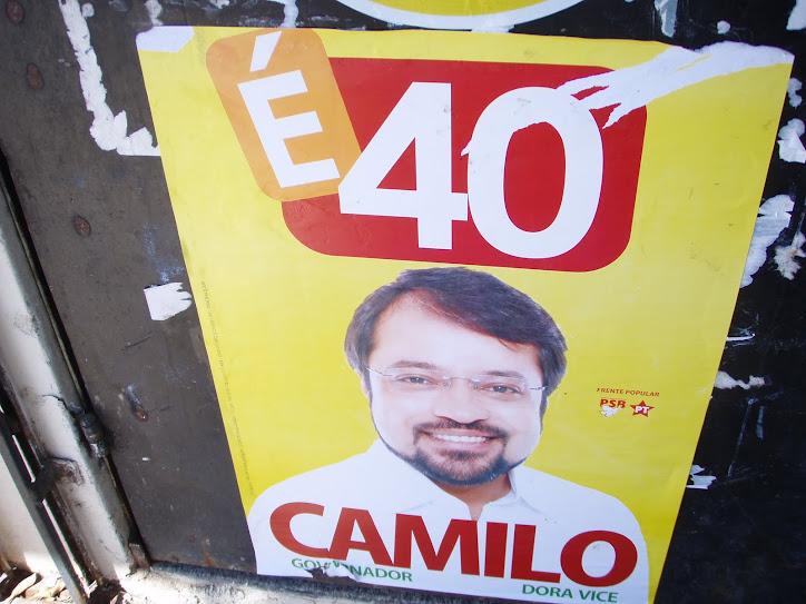 CAMILO CAPIBERIBE é o Novo Governador do AMAPÁ