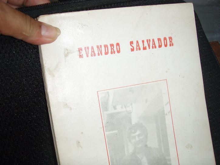 CAMILO precisa republicar a Obra de EVANDRO SALVADOR