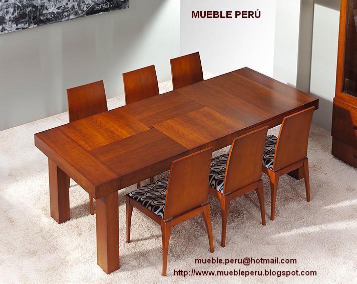 Muebles De Comedor Modernos Y Elegantes