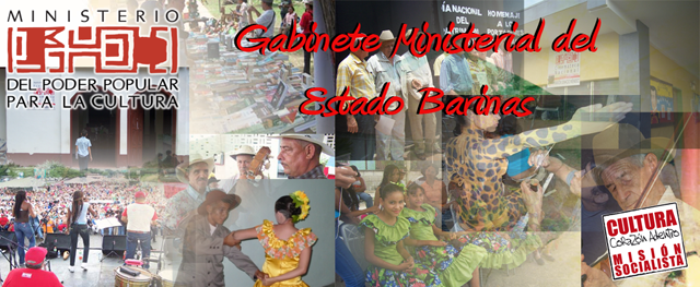 Gabinete Cultural Barinas