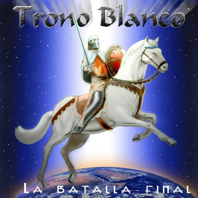 TRONO BLANCO