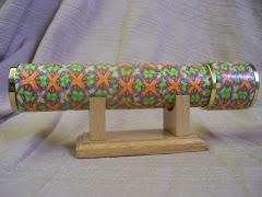 kaleidoscope w/ kaleidoscope cane