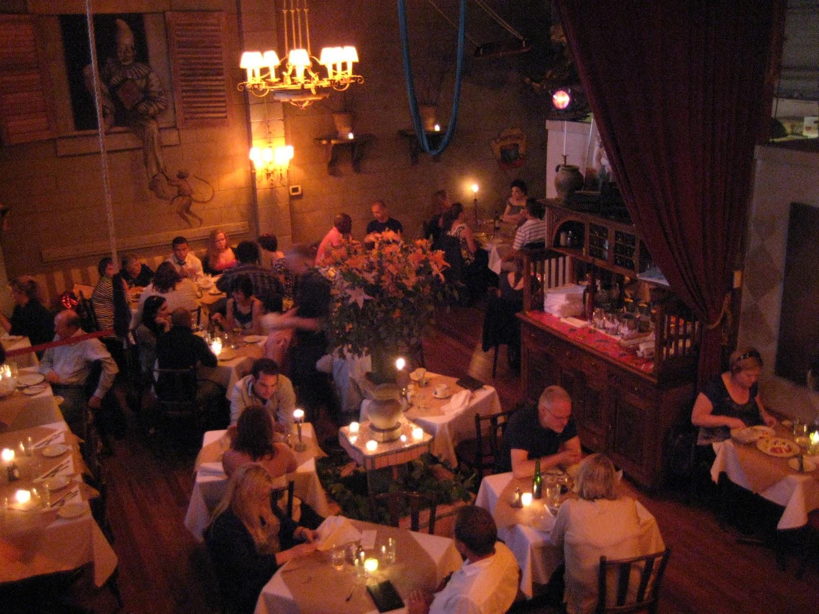 Happy Hour Honeys Seattle Restaurant The Pink Door