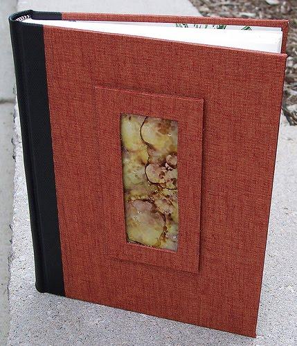 Libro con marco