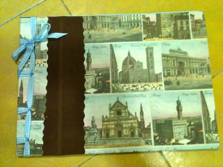 Album de fotos Florencia