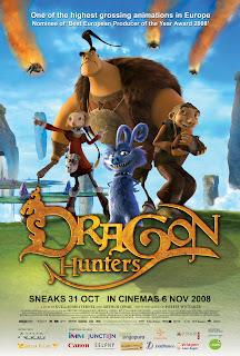 Chasseurs de dragons (2008) - Dragon Hunters