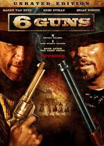 6 GUNS [2010] DVDRip 1.35 GB