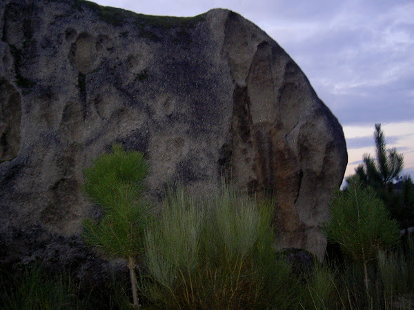 Rochas de Granito