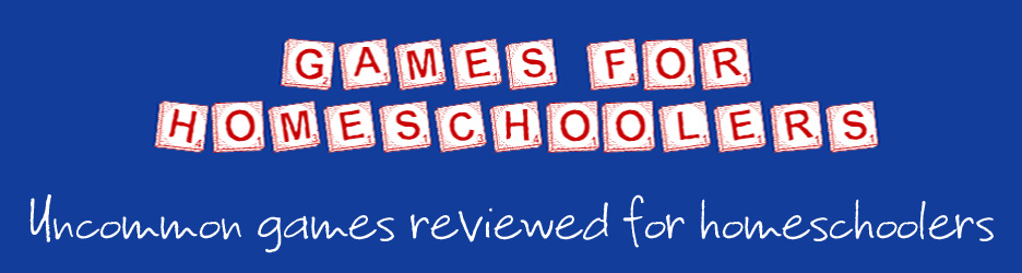 Games for Homeschoolers