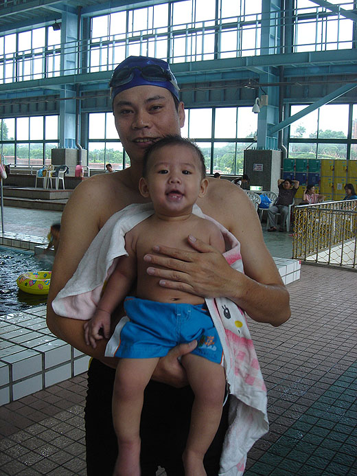 swimming in linkou