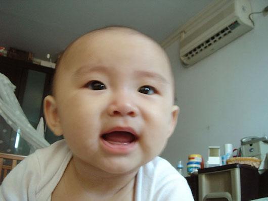 olivia @ 6 months