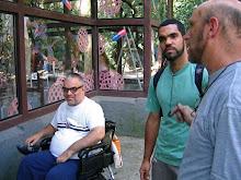 TRANSLÚCIDOS  - Intervenção Coletiva - 8.08.2009