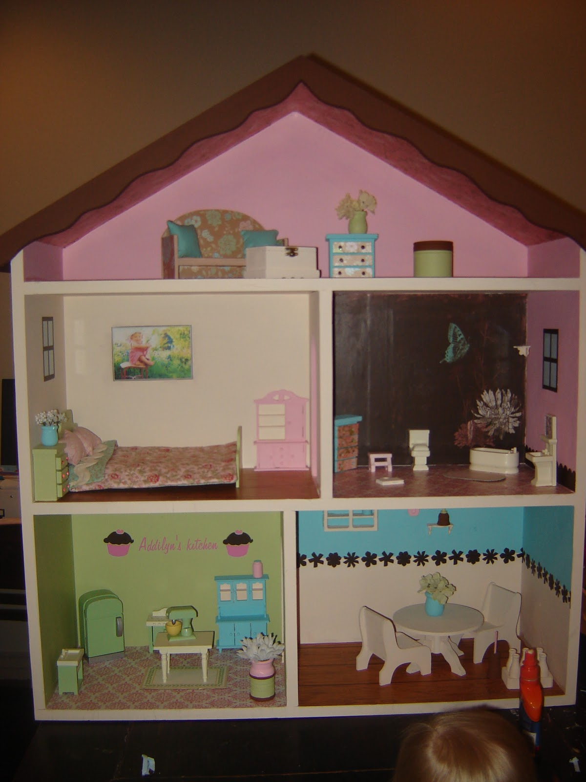 dollhouse diy ooh la la diy dollhouse
