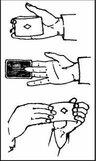 Sulap Kecepatan Tangan ( Seperti Romedal The Master)