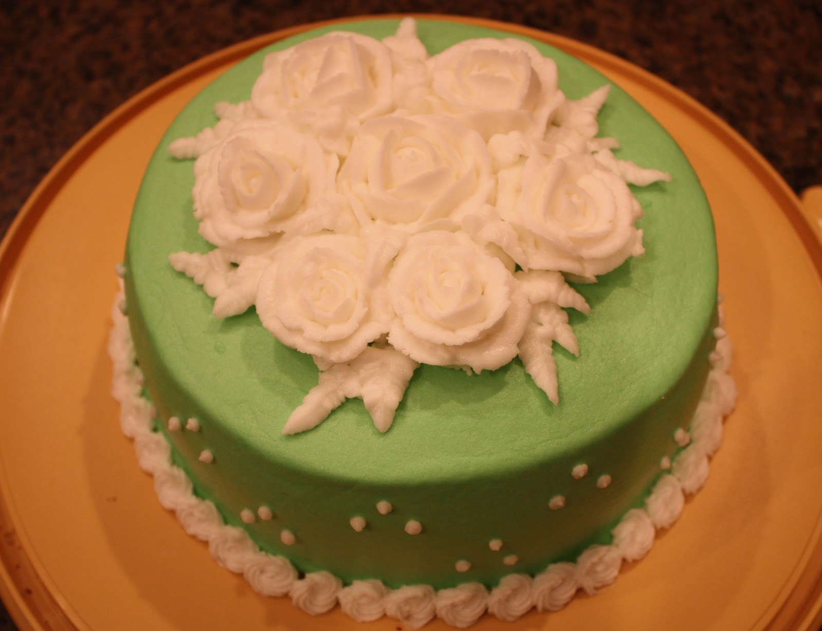 Cake Design Wilton : Crescent City Ramblings: Wilton Cake Decorating - Course 1 ...